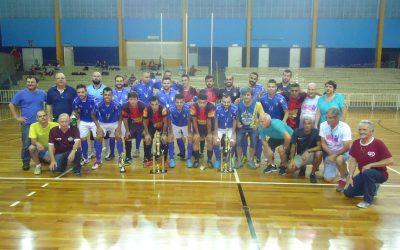 Final do Futsal dos Comerciários 2017