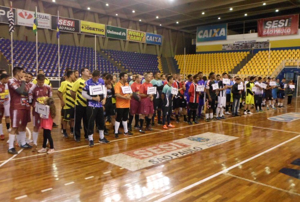 Abertura Futsal  05/08/2019