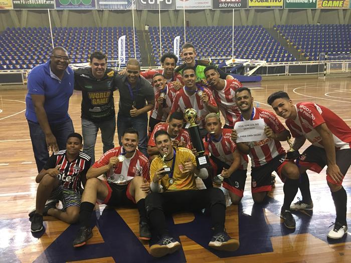 Final do XXXIII FUTSAL 30/09/2019